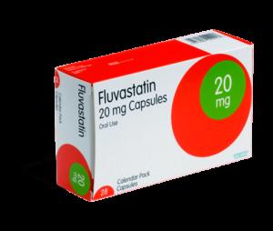 acheter Fluvastatine